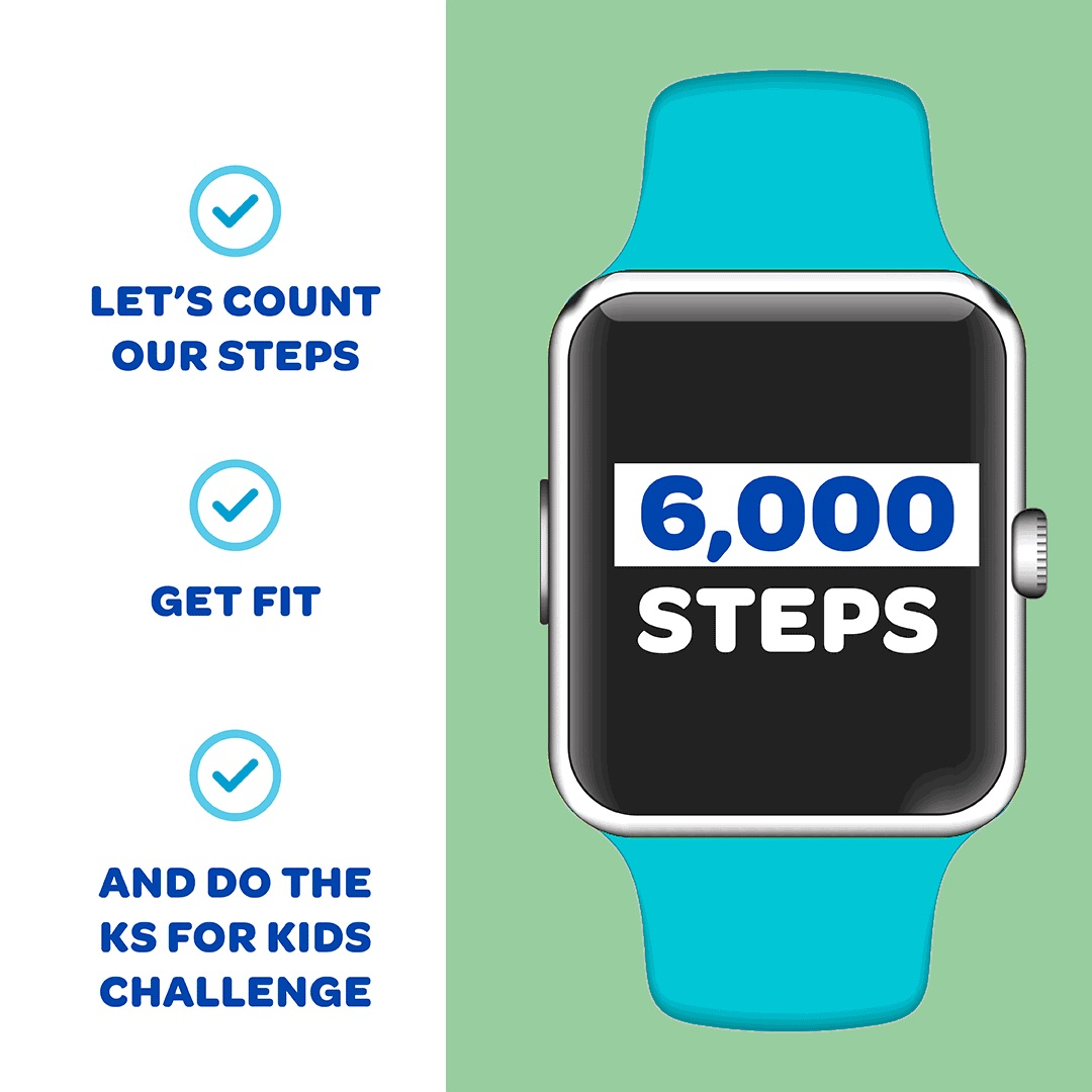 Count your steps GIF