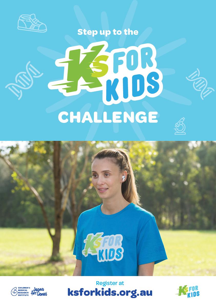 Ks for Kids poster