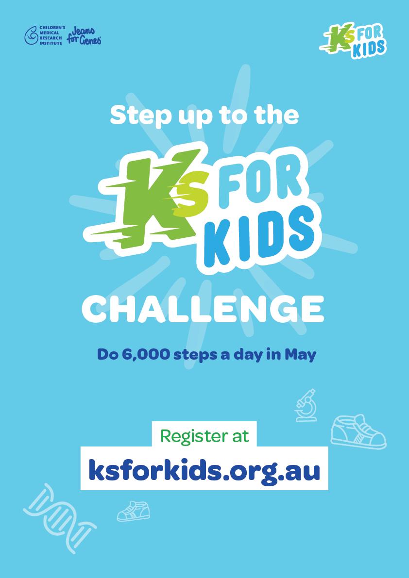 Ks for Kids poster 2